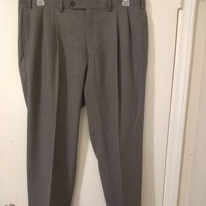Gray Lauren by Ralph Lauren Pants Size: 36x30